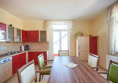 Küche Pflegeheim
