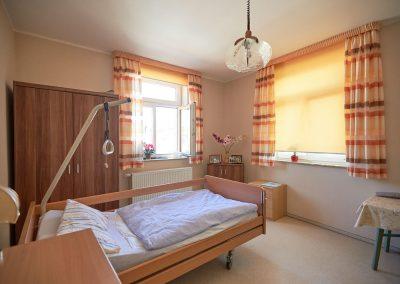 Zimmer Pflegeheim
